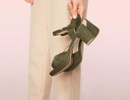 Entdecken Sie unsere bequemen Sandalen für den Sommer