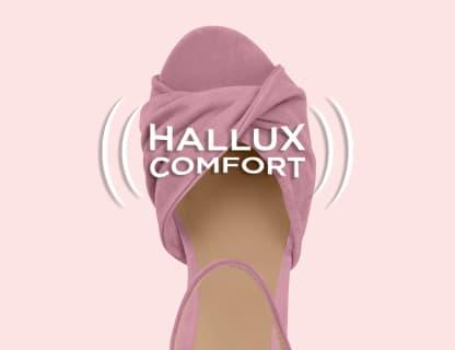 Erfahren Sie das Geheimnis der Hallux Komfortzonen von LaShoe