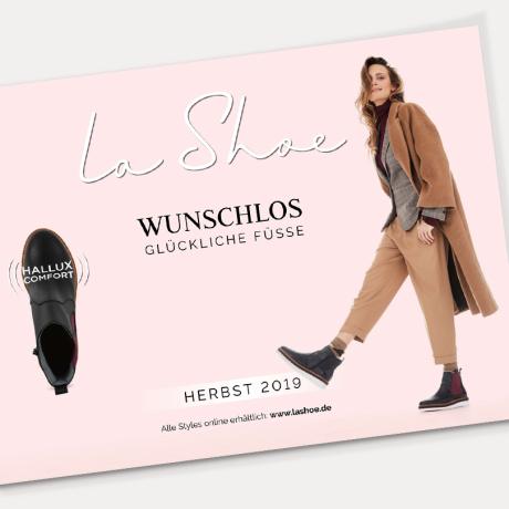 LaShoe Lookbook Herbst 2019