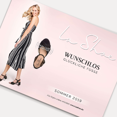 LaShoe Lookbook Sommer 2019