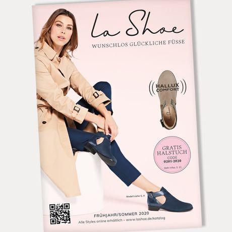 LaShoe Katalog Frühjahr 2020