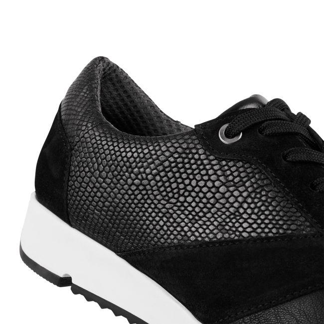 Sneaker Sporty Snake – modischer und bequemer Schuh für Hallux valgus und empfindliche Füße von LaShoe.de