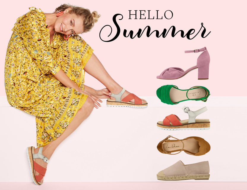 Hello Summer - Unsere Summer-LaShoes