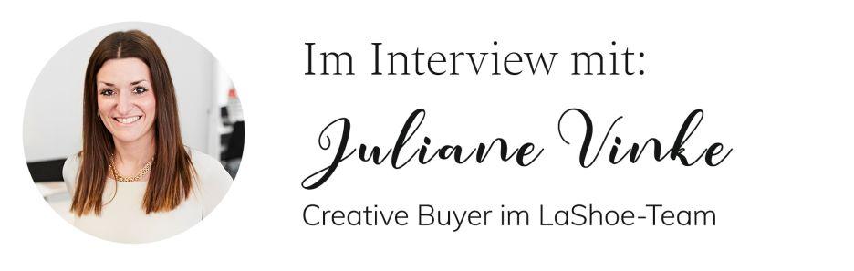 Juliane Vinke im Interview: Trends 2020